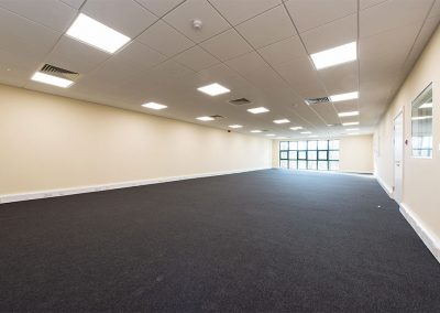 Kernel Construction Office fit out contractor